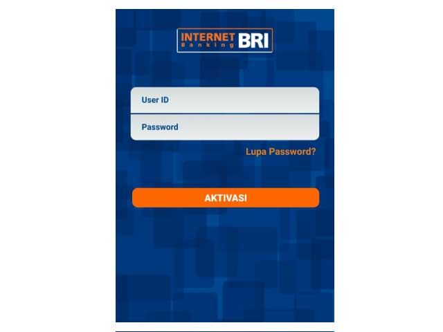 Cara Aktivasi Mobile Banking BRI (Internet Banking) di Hp Android