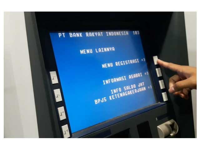 Cara Daftar Mobile Banking Di ATM