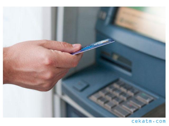 Cara Bayar Tagihan Kartu Kredit Melalui Mesin ATM BRI