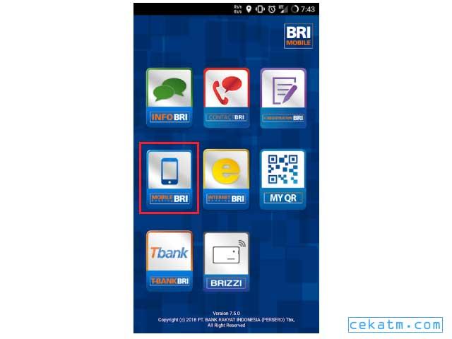 Cara Cek Saldo DPLK Bri Lewat Mobile Banking