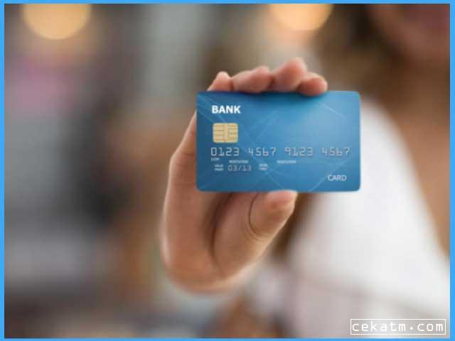 4 Cara Cek Limit Kartu Kredit Bri Mudah Dan Praktis 2021 Cek Atm