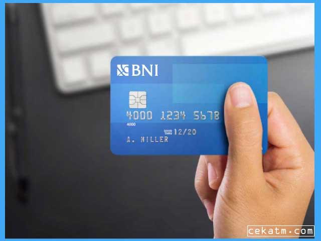 Cara Membuat Kartu Kredit BNI Untuk Mahasiswa