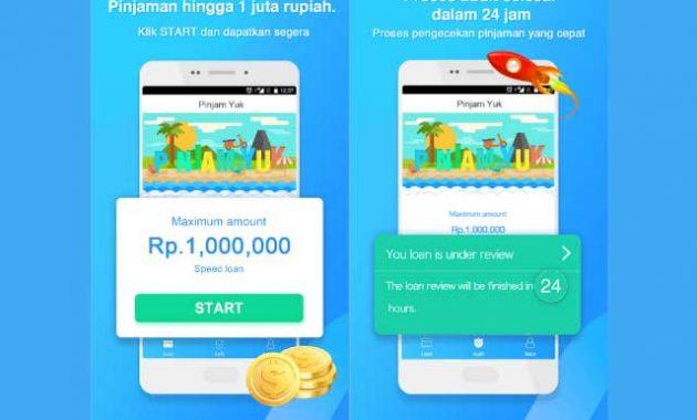 Pinjaman online Bunga Rendah pinjam yuk