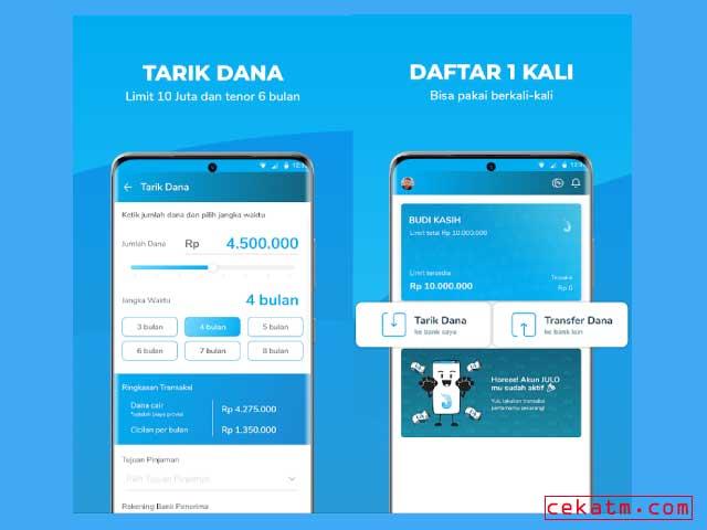 Julo - Pinjaman Uang Online Tanpa Jaminan Dan Syarat