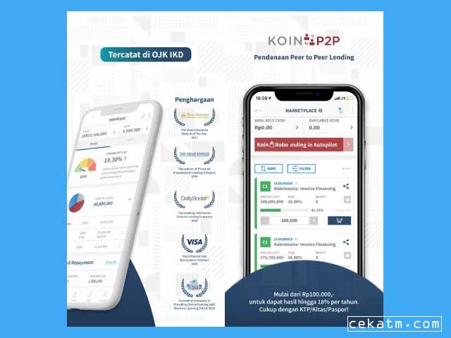 Koinworks - Pinjaman Online Langsung Cair Tanpa Ribet