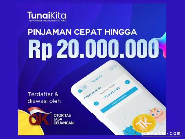 Pinjaman Online Tunaikita