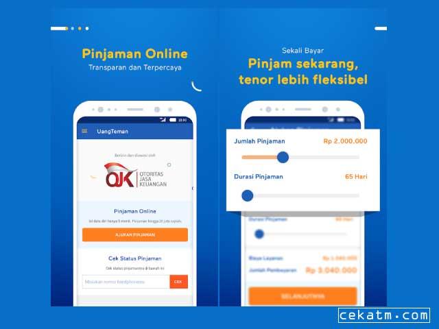 Pinjaman Online Uangteman
